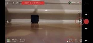 DJI Mini2カメラのズーム機能