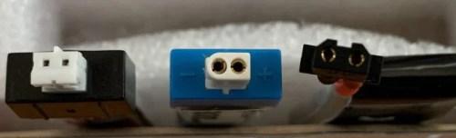 バッテリーコネクター比較(ph2.0, bt2.0, gnb27)