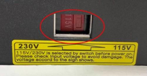 ender3 v2電圧変更