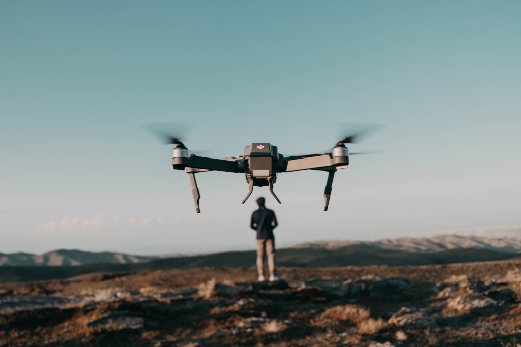 Drone Aerial Video Service in the UK