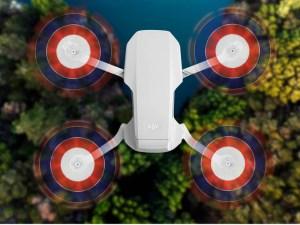 drone-zoom 4 Pairs mavic mini Propellers 4726F Foldable Low Noise Propellers for DJI Mavic Mini Drone Accessories
