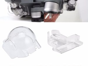 drone-zoom Lens Cap Gimbal Holder for DJI Mavic Pro Platinum Drone Camera Gimbal Protector Dust-proof Cover Transport Holder Accessory