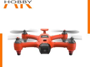 drone-zoom -Swellpro Spry Waterproof drone Underwater Drone with 4K Camera portable drone with Remote Controller