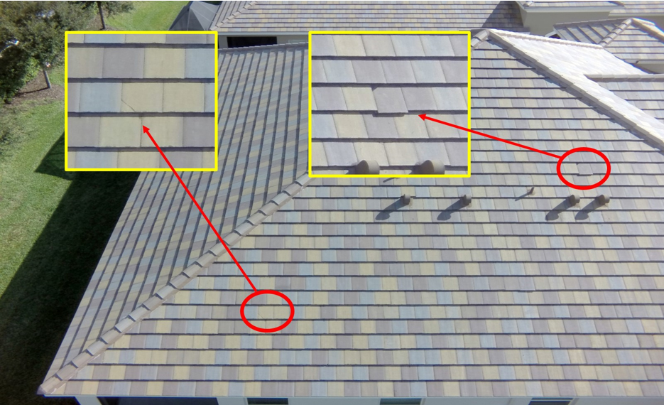 Drone based Roof Inspections with UNPLANNED outcomes! - sUAS News ...