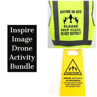 Inspire Image Drone Activity Bundle