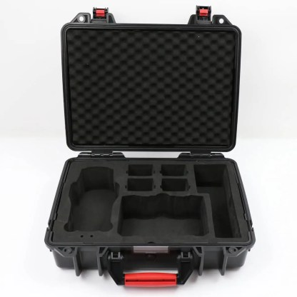 Smatree DH1000M2R ABS Hard Carry Case for Mavic 2 and Smart Controller Internal Front Image