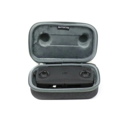 Carry Case for DJI Mavic Mini Remote Only Interior View from Front with Remote