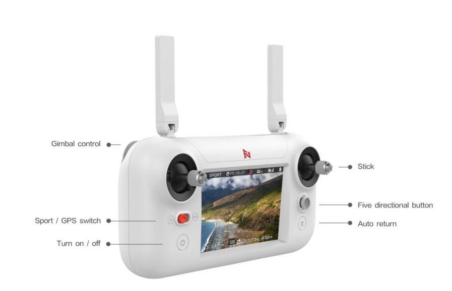 Xiaomi FIMI A3 Drone remote control
