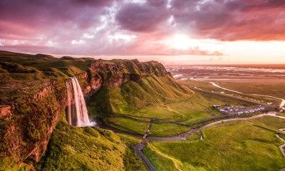 Seljalandsfoss, Iceland - Ozzo
