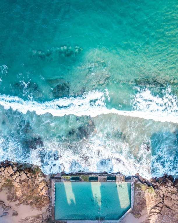 Ronak Israni - Sydney Coastline II