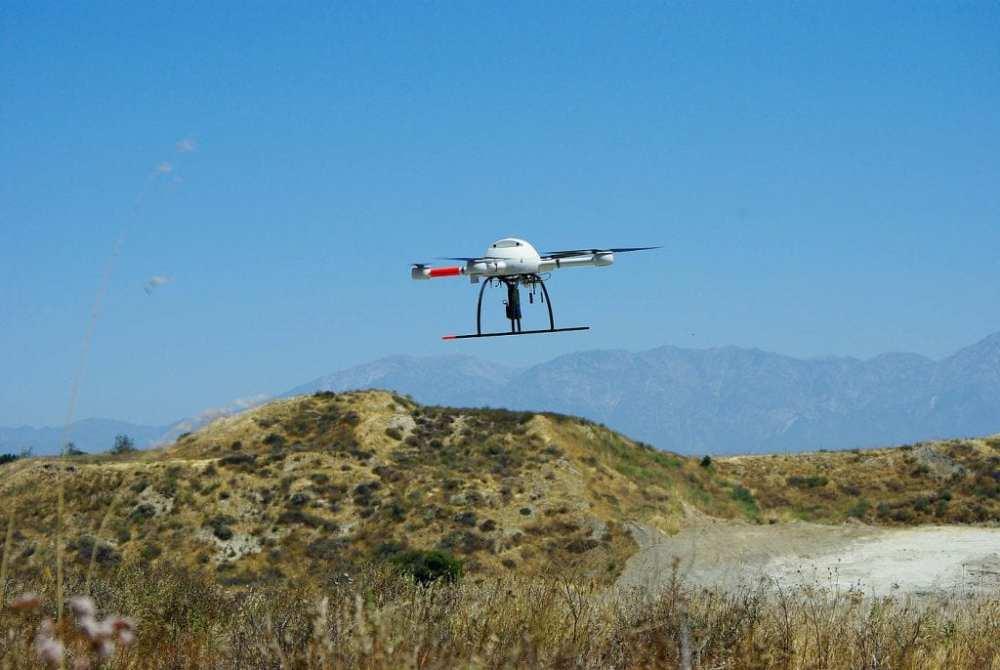 Microdrones MD 4483 Geospatial Drone