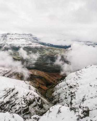 Drakensberg-November-Snow