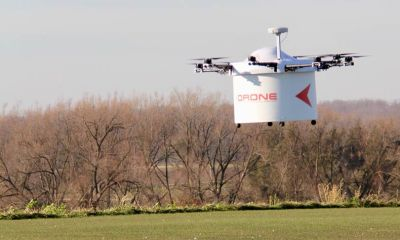 Drone Delivery Canada Flight