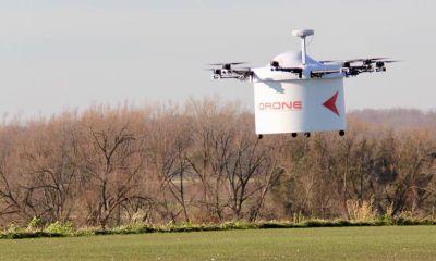 Drone Delivery Canada Flight