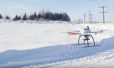 Microdrones MD LiDar 1000