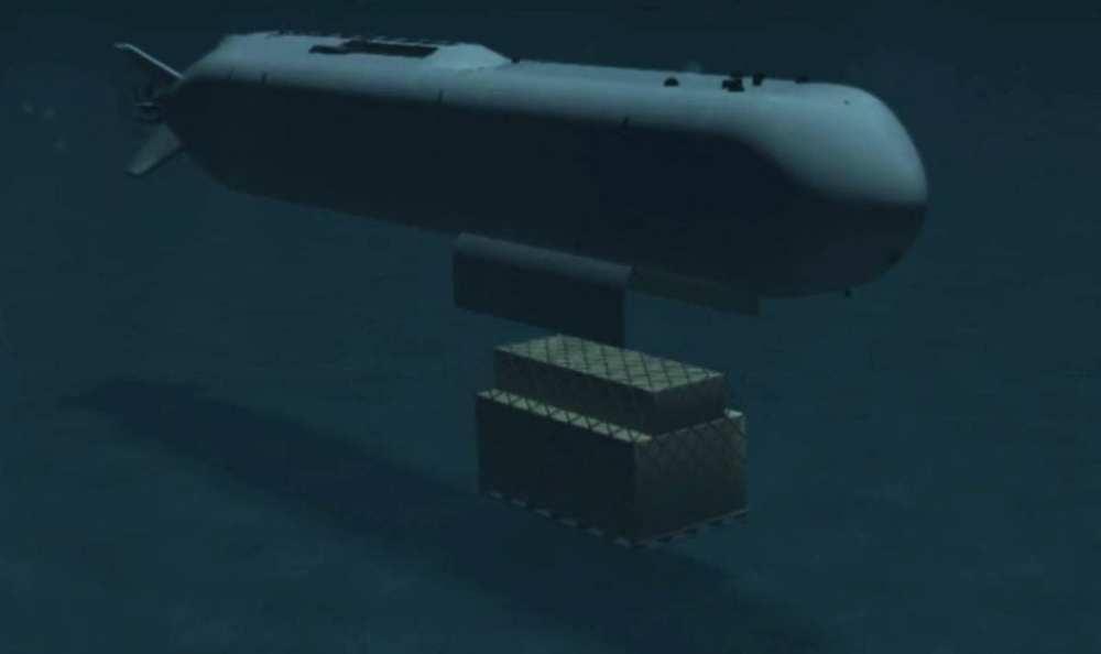 The autonomous submarine, Echo Voyager