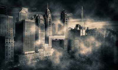City Center Fog - Darren LoPrinzi
