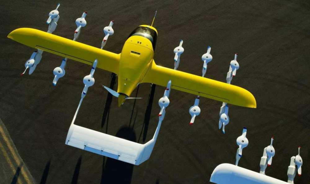 Kitty Hawk's Cora Air Taxi