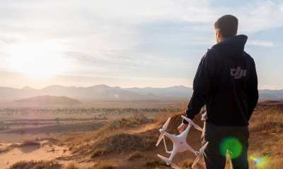 The Sky is the Limit for DJI | Source: DJI