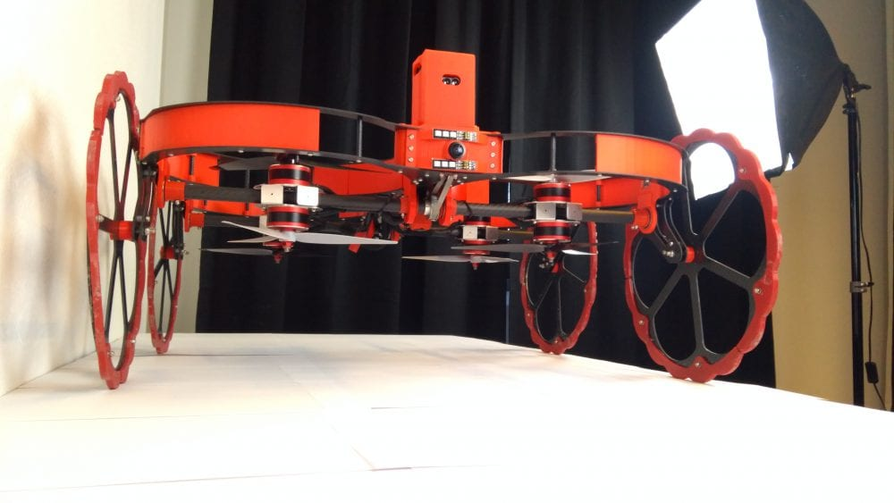 TILT Ranger: The World's First Solution for Underground Mines and Tunnels