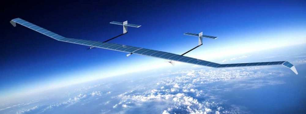 The Zephyr High Altitude Pseudo Satellite | Airbus