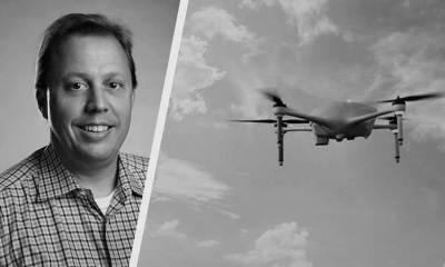 Richard Wooldridge joins Airobotics | Airobotics