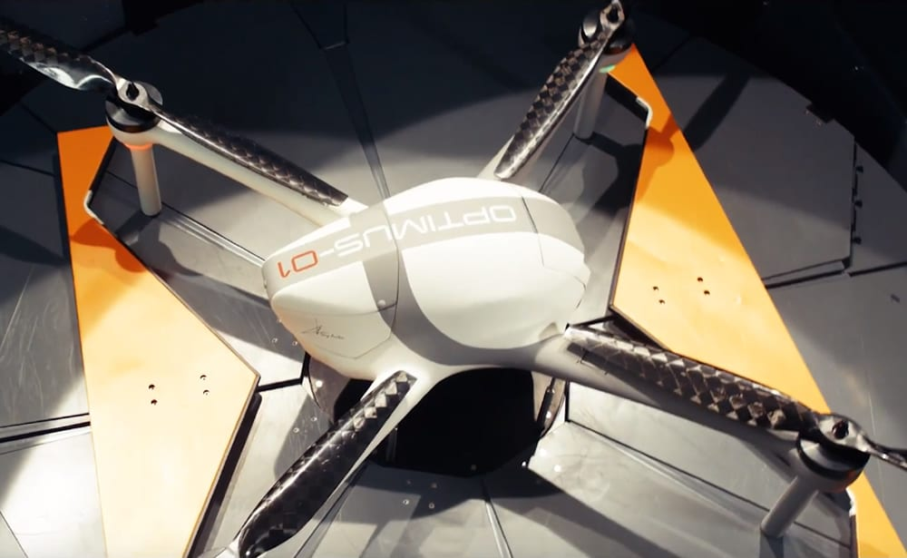 Airobotics Partners with RockBlast to Bring Automated Drones to Chile