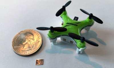 MIT Nanodrone chip