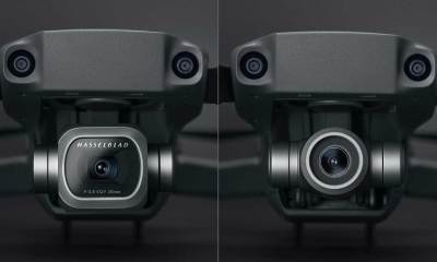 The hi res image of the Mavic 2 Pro and Zoom shared on German consumer electronics site GFU