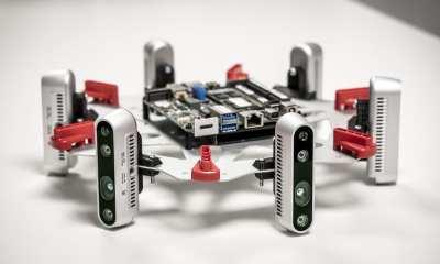 Everdrone Navigation Technology
