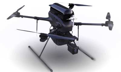 BSHARK Narwhal 2- A $6800 hydrogen fuel cell drone