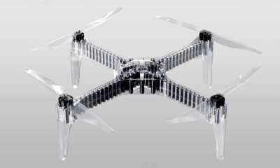 Impossible Aerospace's 'Battery' Drone
