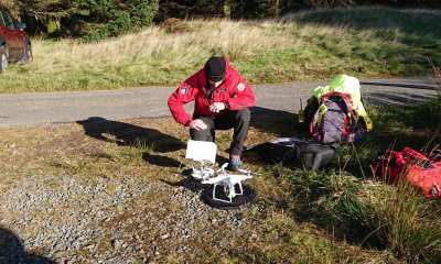 Search & Rescue Aerial Association - Scotland
