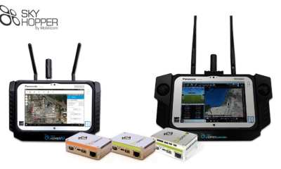 Commercial UAV Show, London: Mobilicom to Present the SkyHopper Holistic Solution for drones