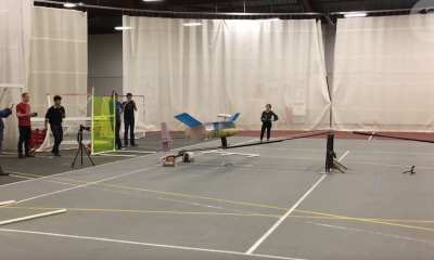 Researchers from MIT have flown a plane without moving parts for the first time. It is powered by an 'ion drive' which uses high powered electrodes to ionise and accelerate air particles, creating an 'ionic wind'.