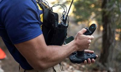 FT Aviator Kickstarter drone controller