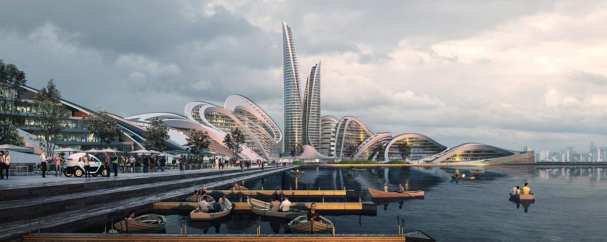 Rublyovo-Arkhangelskoy smart city
