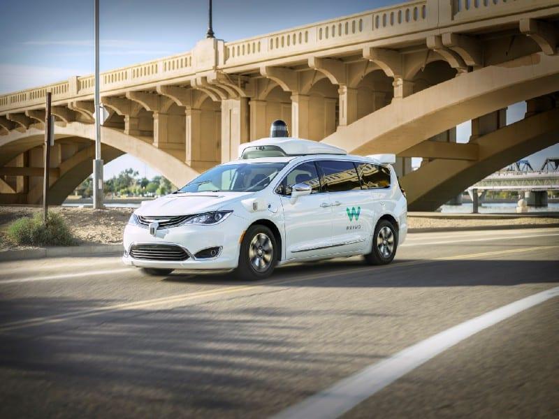 Waymo One Autonomous Car Service Starts in Arizona