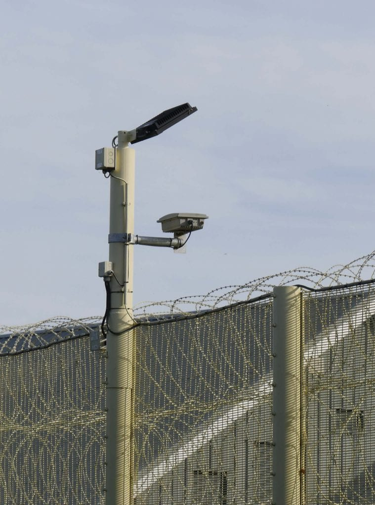 SkyFence | Fixed Installation Drone Protection