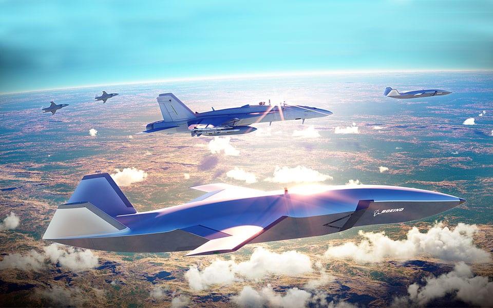 Boeing Announces Australian-Designed AI-Enhanced Unmanned Aircraft