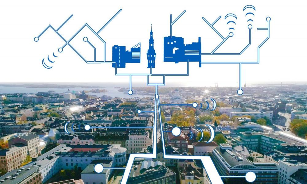 Smart Cities Centre of Excellence to be established as a joint project between Tallinn University of Technology and Aalto University. Credit: Mikko Raskinen