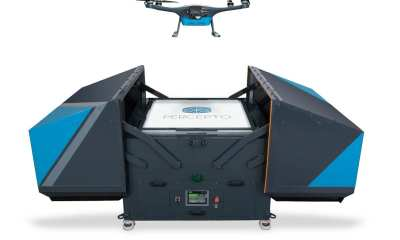 Percepto Launches Autonomous Drones in Australia