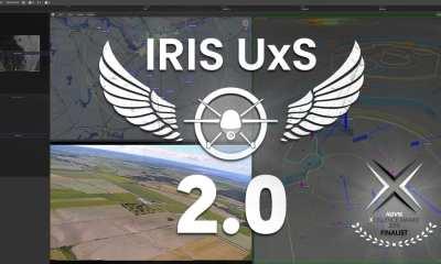 Kongsberg Geospatial releases IRIS UxS 2.0, selected as AUVSI award finalist
