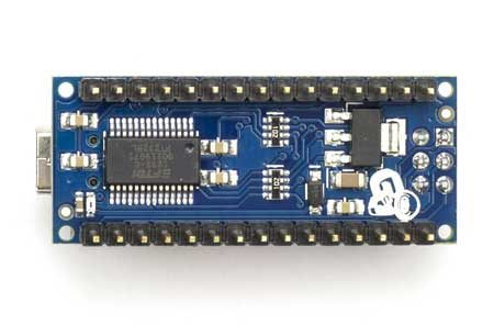 Arduino Nano Back
