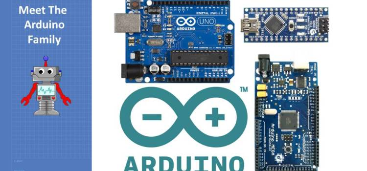 Meet the Arduino Family