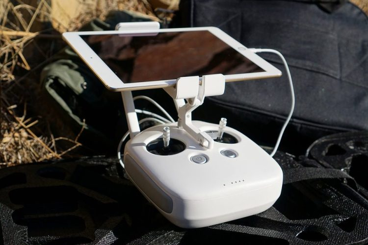 Quadcopter Remote Control