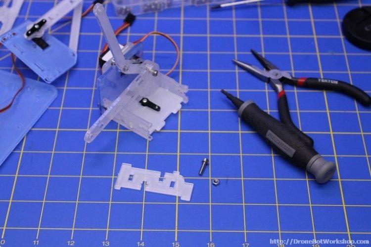 MeArm Step 30 Parts