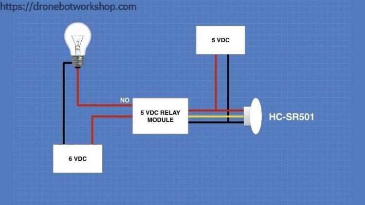 HC-SR501 Demo