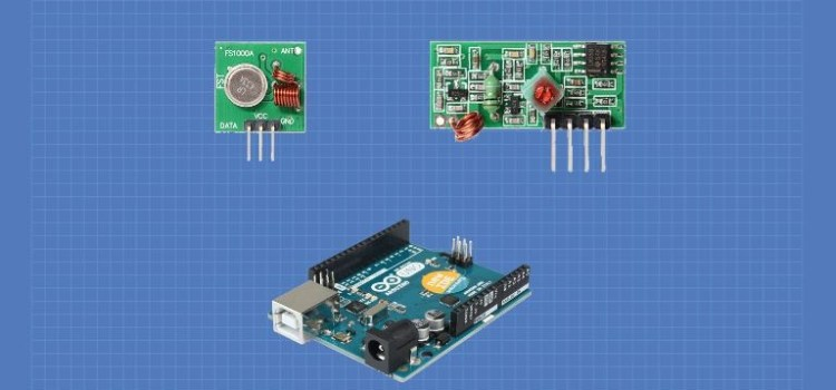 Using Inexpensive 433MHz Transmit and Receive Modules with Arduino