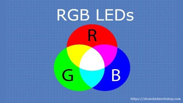 RGB LEDs with Arduino